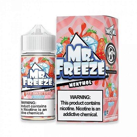 E-Liquido MR FREEZE Strawberry Frost 100ML