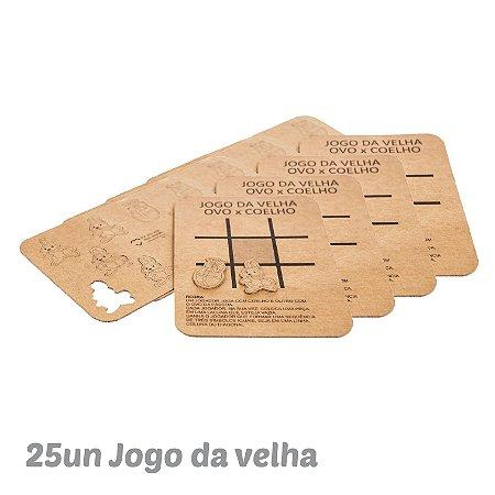 Kit Jogo da Velha - 25