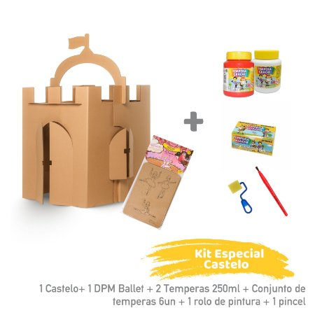 Kit Castelo - Especial