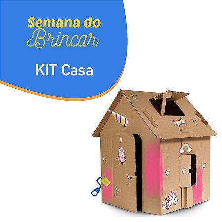 Kit Casa - Semana do Brincar