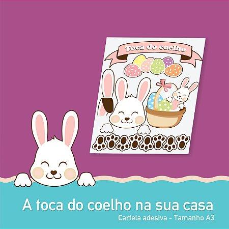 Kit Toca do Coelho