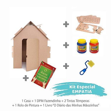 Kit Casa - Aprender e Brincar