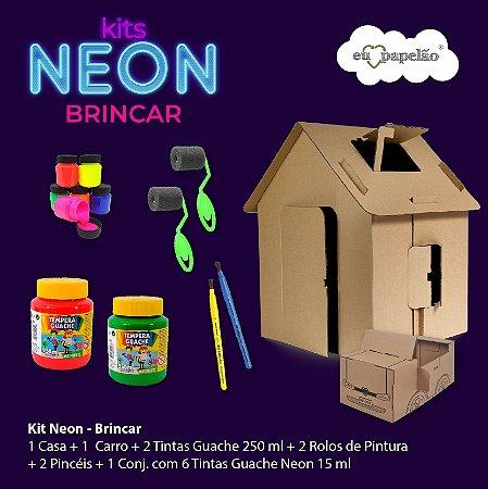 Kit Brincar - NEON