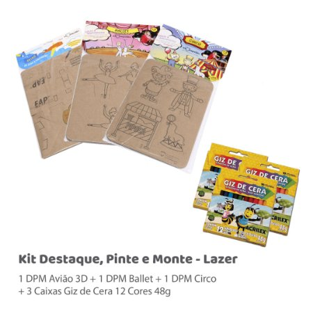 Kit DPM - Lazer