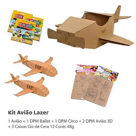 Kit Avião Lazer