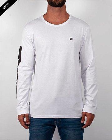 Camiseta Rip Curl Logoland LS Tee