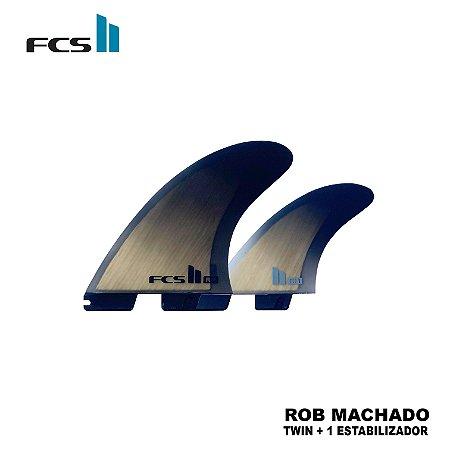 FCS II Rob Machado PC Bi-Quilha + Estabilizador