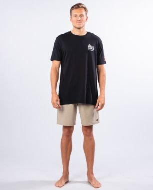 Camiseta Rip Curl WSL Finals - Preta