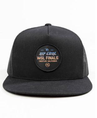 Boné Rip Curl WSL Finals Trucker - Black
