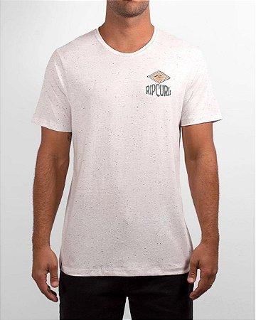 Camiseta Especial Rip Curl Psych - Off Marle