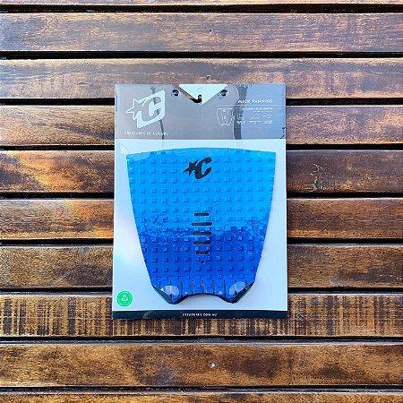 Deck Creatures Mick Fanning - Azul/Azul Mesclaco