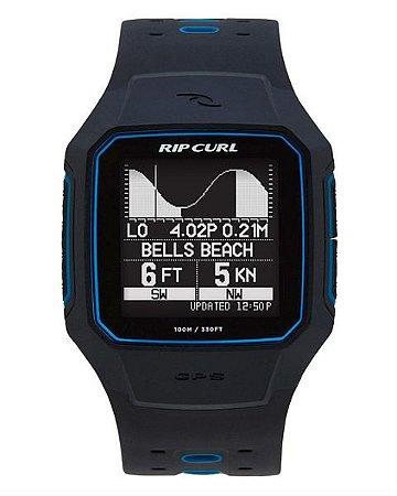 Relógio RIP CURL Search GPS Serie 2 - Preto e Azul