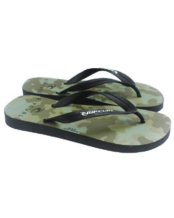 Chinelo Rip Curl MILITARY - Black