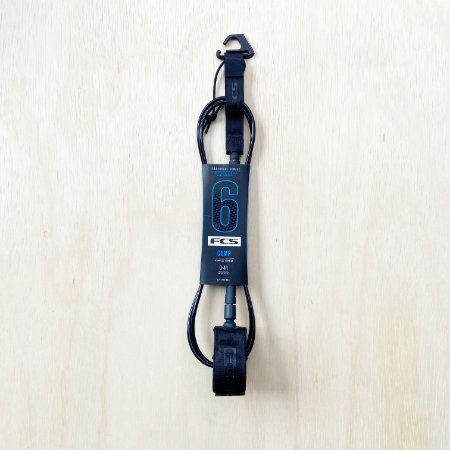 Leash FCS 6' Comp Essential - Preto