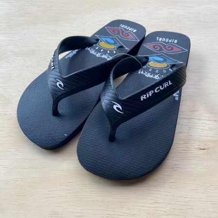 Chinelo Rip Curl The Search - Black