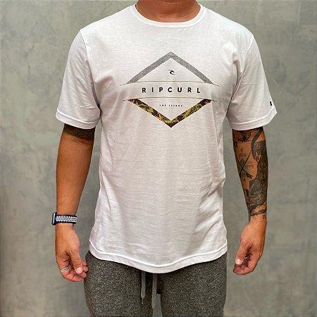 Camiseta Rip Curl Oasis Tee White