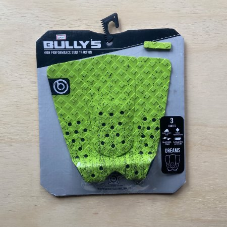 Deck Bullys Dreams - Verde Fluor