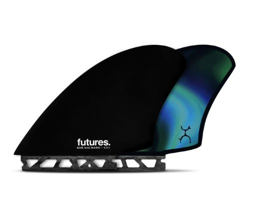 Futures Fins Rob Machado Keel