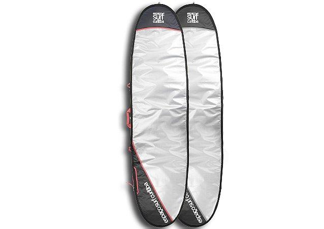 "Capa de Prancha 9'2"" Refletiva Longboard"