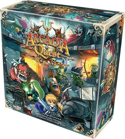 Kit Arcadia Quest