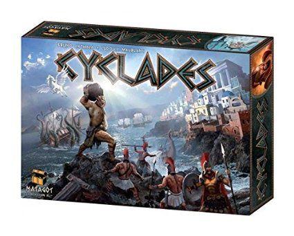 Kit Cyclades