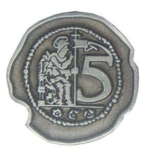 Marco Polo $5