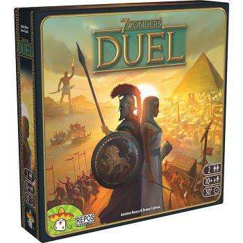 Kit 7 Wonders Duel