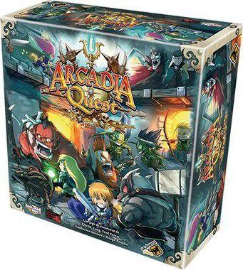 Kit Arcadia Quest - Dourado brilhante
