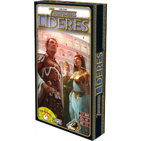 Expansão 7 Wonders - Líderes