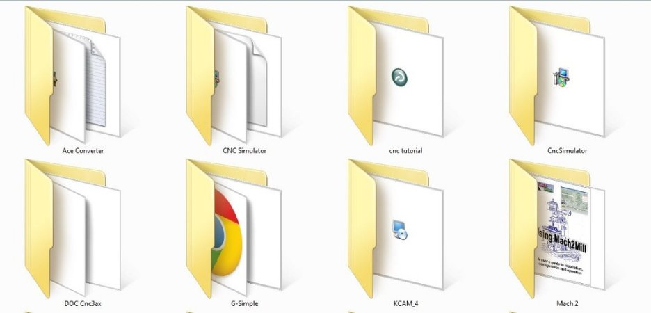 Cd Com Softwares, Tutoriais E Videos Para Cnc Em Geral