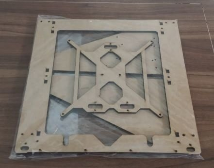 Frame Prusa I3 / Rework - Tec3D