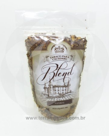 TABACO P/ CACHIMBO BLEND NATURAL