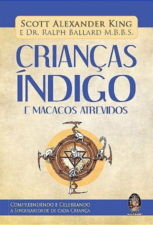 CRIANCA INDIGO E MACACOS ATREVIDOS