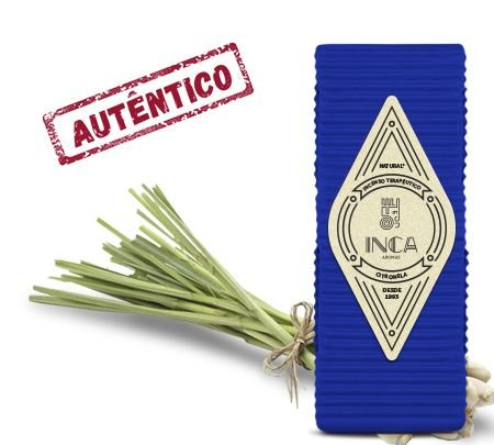 INCENSO TERAPEUTICO INCA - CITRONELA