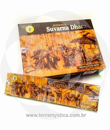 SHANKAR'S SUVARNA DHARA - Incenso de Massala