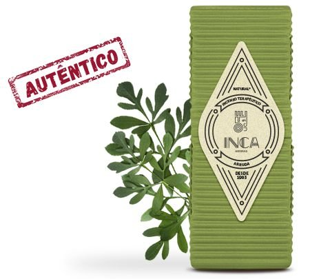 INCENSO TERAPEUTICO INCA - ARRUDA