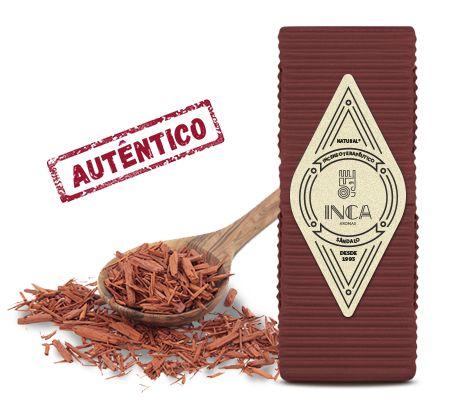 INCENSO TERAPEUTICO INCA - SÂNDALO