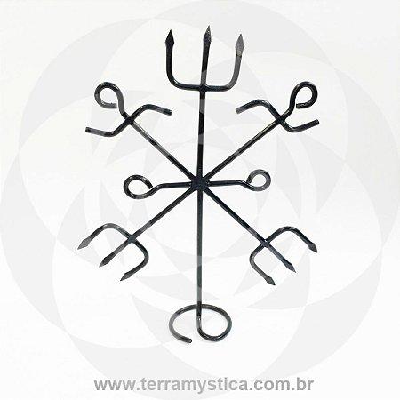 FERRAMENTA EXU MIRIM -35 cm