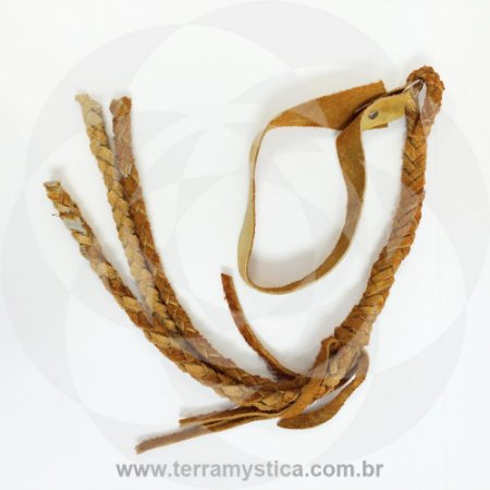 CHICOTE DE COURO ESPECIAL