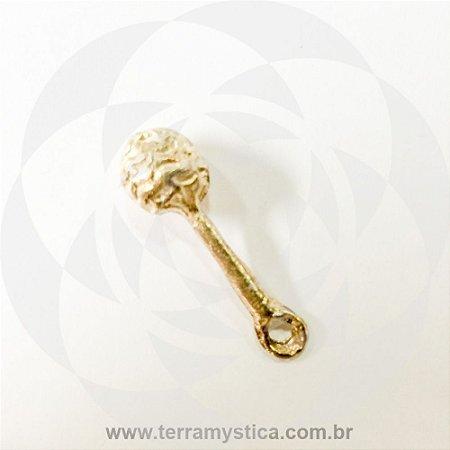 Xere - Pingente Dourado