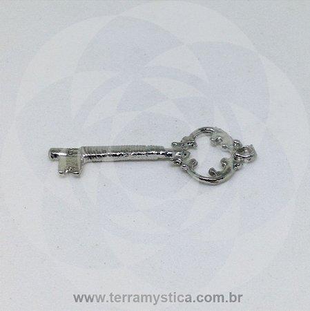 CHAVE PEQUENA - Pingente Aço