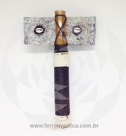 MACHADO DE XANGO ESPECIAL - Marrom e Branco