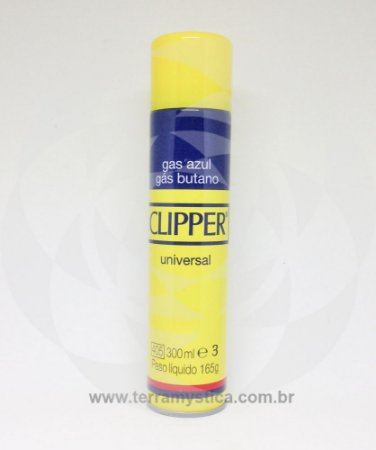 GÁS BUTANO PARA ISQUEIRO I CLIPPER :: 300ml