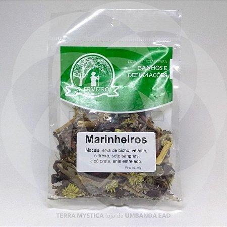 ERVA - MARINHEIROS  - O ERVEIRO
