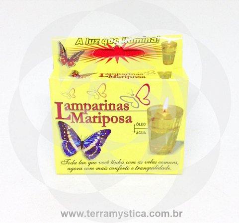 LAMPARINA MARIPOSA