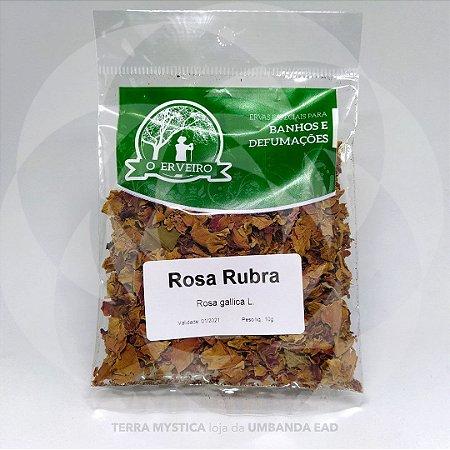 ERVA - ROSA RUBRA  - O ERVEIRO