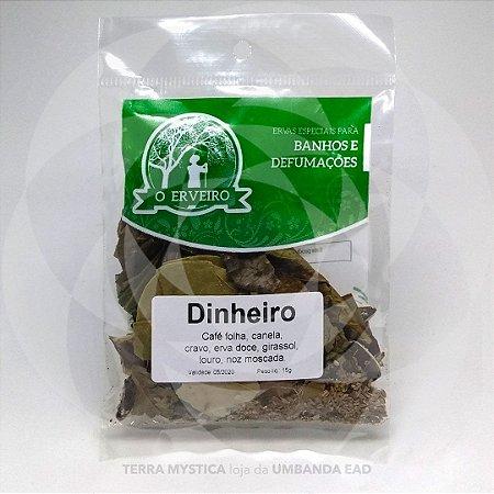 ERVA - DINHEIRO  - O ERVEIRO