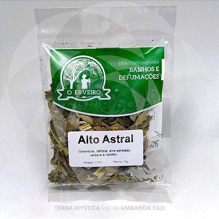 ERVA - ALTO ASTRAL  - O ERVEIRO