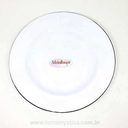 PRATO DE AGATA - 22 cm