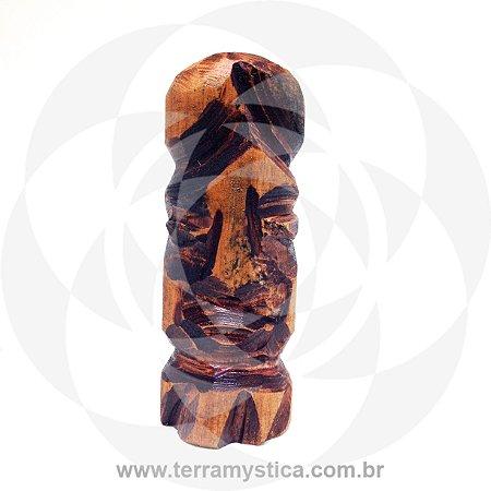 OGÓ DE EXU - 10 cm : Escuro